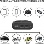 Arteck 800A Peak Portable Car Jump Starter
